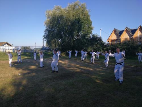 Letnia Szkoła Aikido - Kazimierz 2018